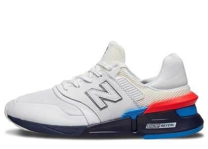 New Balance 997S White Leatherの写真