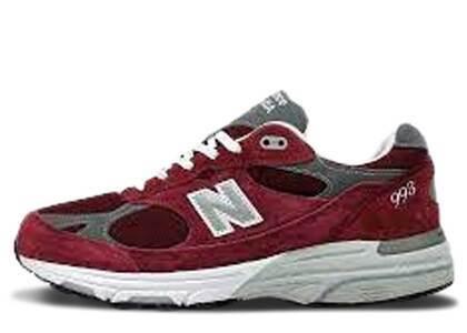 New Balance 993 Burgundyの写真
