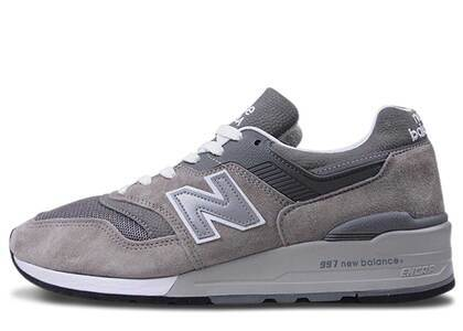 New Balance 997 Made in USA Greyの写真