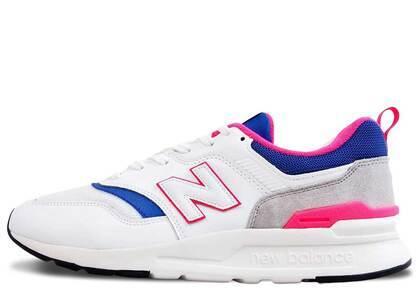 New Balance 997H Whiteの写真