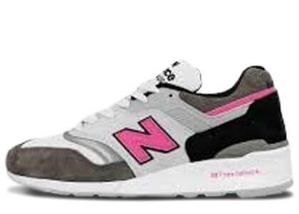 New Balance 997 Grey Pinkの写真