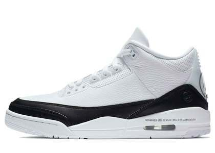 Fragment × Nike Air Jordan 3 SP