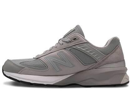 New Balance 990 v5 Engineered Garments Greyの写真