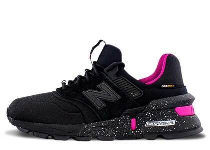 New Balance 997S Cordura Black Pinkの写真