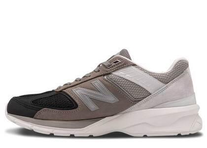 New Balance 990v5 Tri-Color Greyscaleの写真