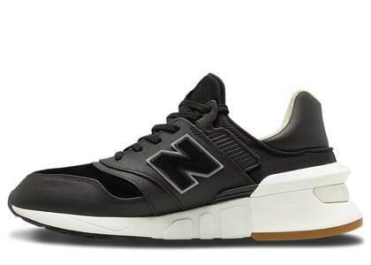 New Balance 997S Saffiano Leather Blackの写真