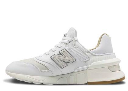 New Balance 997S Saffiano Leather Whiteの写真