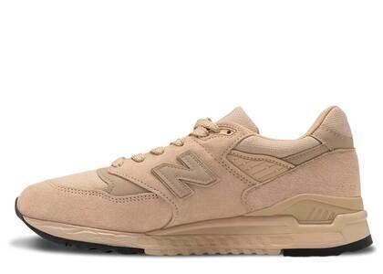 New Balance 998 Tanの写真