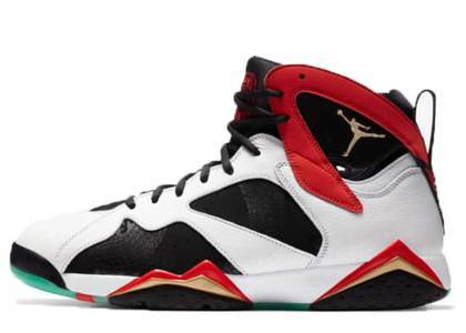 Nike Air Jordan 7 GC Chile Redの写真
