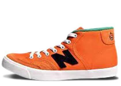 New Balance Numeric 213 Pumpkinの写真