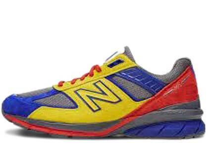New Balance 990v5 Shoe City x Eatの写真