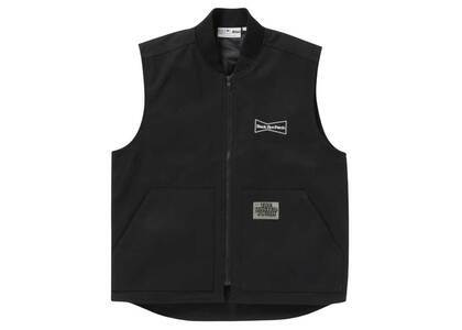 The Black Eye Patch × Wasted Youth Vest Blackの写真