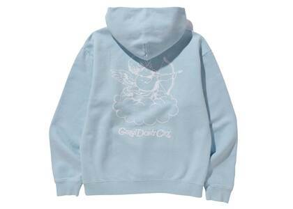 Girls Don't Cry GDC Angel Hoodie Baby Blueの写真