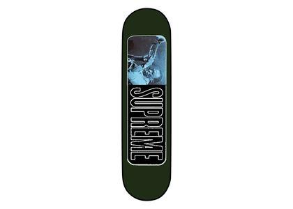 Supreme Unseen Miles David Skateboard Green (SS21)の写真