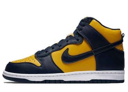 Nike Dunk High SP Michigan (2020)の写真