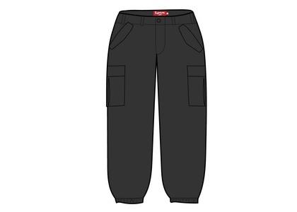 Supreme Cargo Pant Black (SS21)の写真