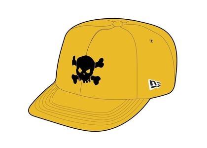 Supreme Skull New Era Yellow (SS21)の写真