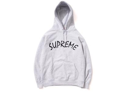 Supreme FTP Arc Hooded Sweatshirt Gray (SS21)の写真
