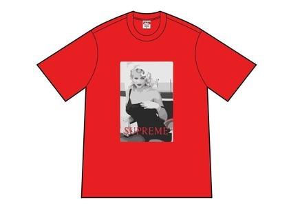 Supreme Anna Nicole Smith Tee Red (SS21)の写真