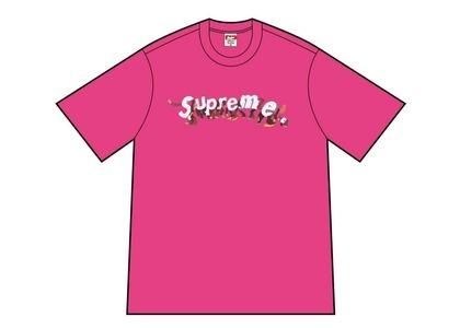 Supreme Apes Tee Pink (SS21)の写真