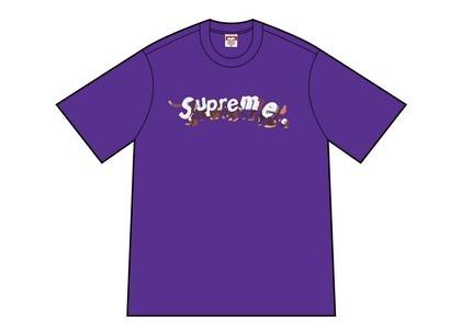 Supreme Apes Tee Purple (SS21)の写真