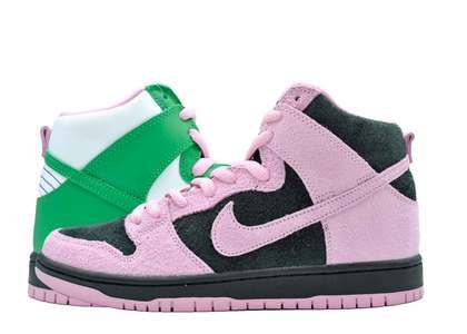 Nike SB Dunk High Pro Premium Invert Celticsの写真