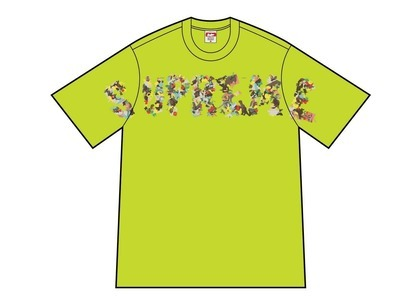 Supreme Toy Pile Tee Green (SS21)の写真