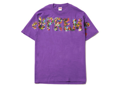 Supreme Toy Pile Tee Purple (SS21)の写真