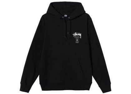 Dover Street Market × Stussy World Tour Pack Hood Black (SS21)の写真