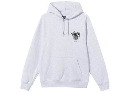 Dover Street Market × Stussy World Tour Pack Hood Ash Heather (SS21)の写真