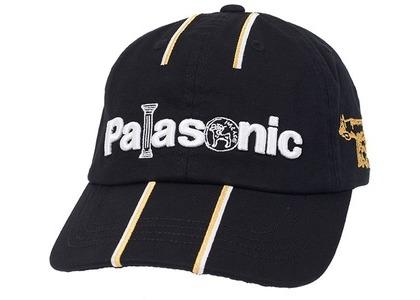 Palace Palasonic 6-Panel Black (SS21)の写真