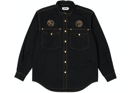 Palace Palasonic Shirt Black (SS21)の写真