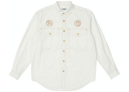 Palace Palasonic Shirt White (SS21)の写真