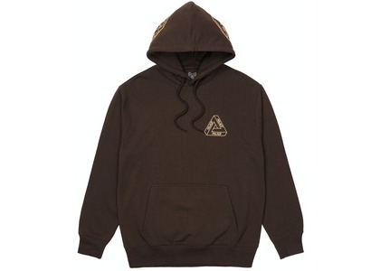 Palace Tri-Archaeology Hood Brown (SS21)の写真