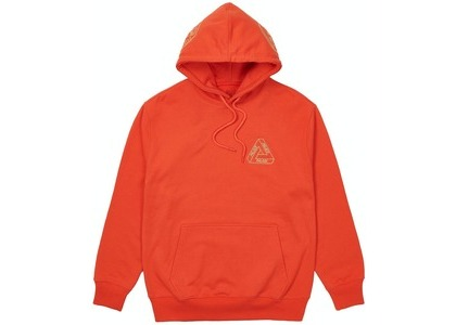 Palace Tri-Archaeology Hood Red (SS21)の写真