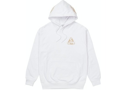 Palace Tri-Archaeology Hood White (SS21)の写真
