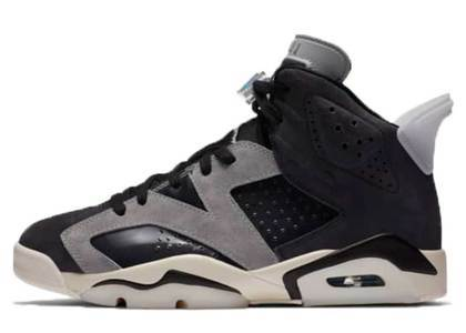 Nike Air Jordan 6 Tech Chrome Womensの写真