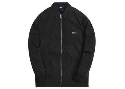 Kith Coaches Jacket Wrinkle Nylon Moonless Nightの写真
