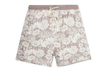 Kith Aster Floral Active Short Dusty Mauveの写真