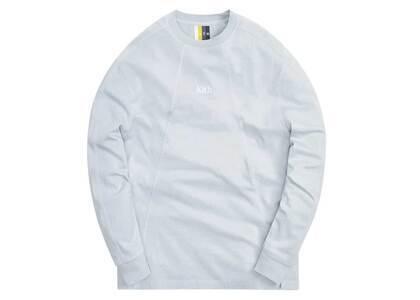 Kith L/S Paneled Pullover Mistの写真
