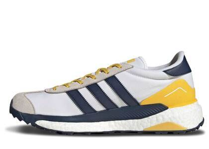 Human Made × Adidas Country Boost White Navyの写真