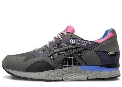 Asics Gel-Lyte V Packer Shoes x Gore-tex Charcoalの写真