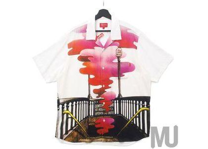 Supreme The Velvet Underground Rayon S/S Shirt Whiteの写真