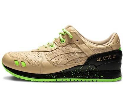 Asics Gel-Lyte III Sneaker Freaker Neurotoxic (Regular Box)の写真