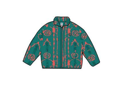 Supreme SOUTH2 WEST8 Fleece Jacket Green (SS21)の写真