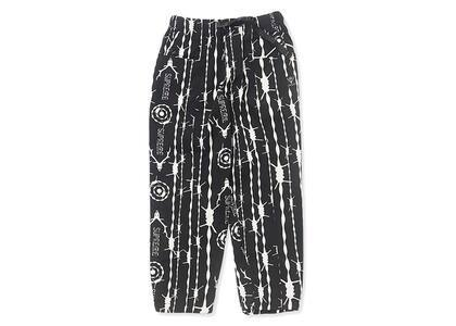 Supreme SOUTH2 WEST8 Belted Pant Black/White (SS21)の写真