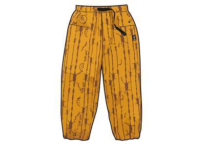 Supreme SOUTH2 WEST8 Belted Pant Yellow (SS21)の写真