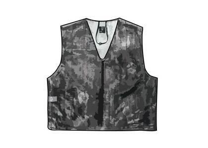 Supreme SOUTH2 WEST8 Bush Vest Black (SS21)の写真