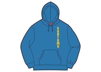 Supreme Invert Hooded Sweatshirt Blue (SS21)の写真