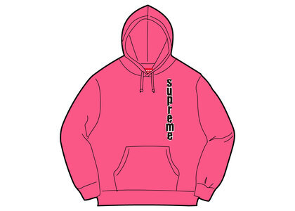 Supreme Invert Hooded Sweatshirt Pink (SS21)の写真